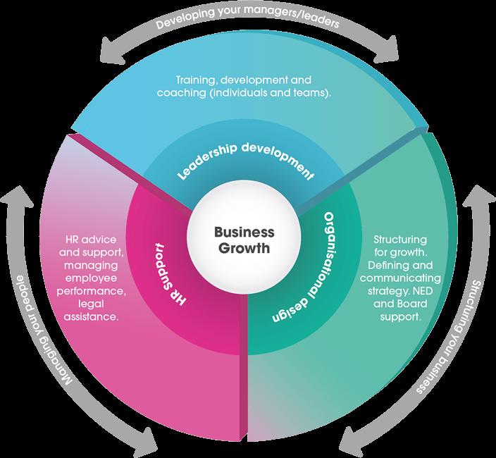 Business Growth Wheel